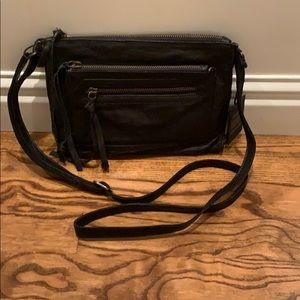 NWT Day and Mood leather Anni crossbody
